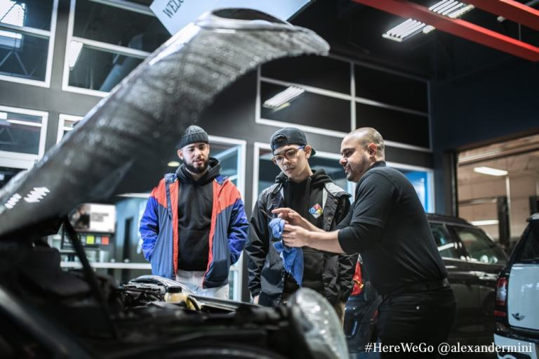 MINI John Cooper Works – MINI Service inclusive