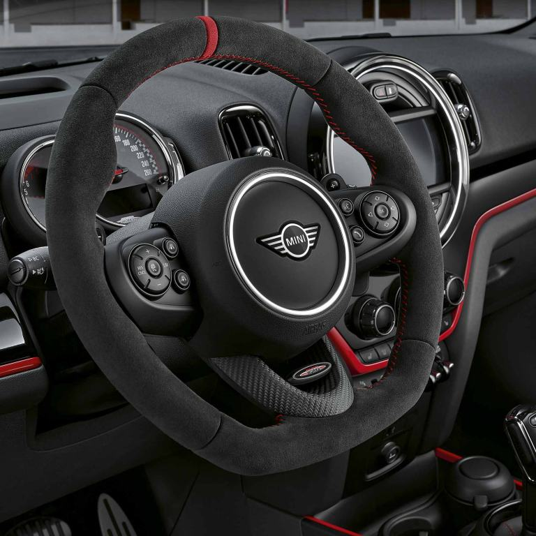 MINI John Cooper Works – volan – în carbon