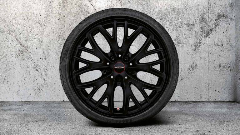 "Jante MINI – JCW de 18"" Double Spoke, tip 534"