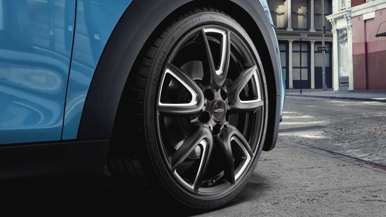 "Jante JCW de 18"" Double Spoke – tip 534 – negre"