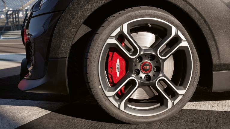 MINI John Cooper Works GP – jante – 18""